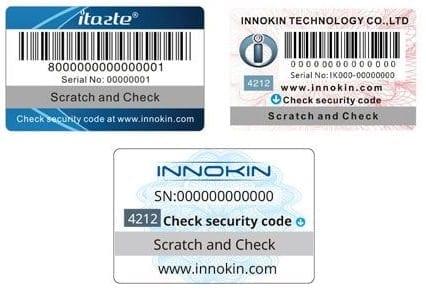 Fake Innokin Coils