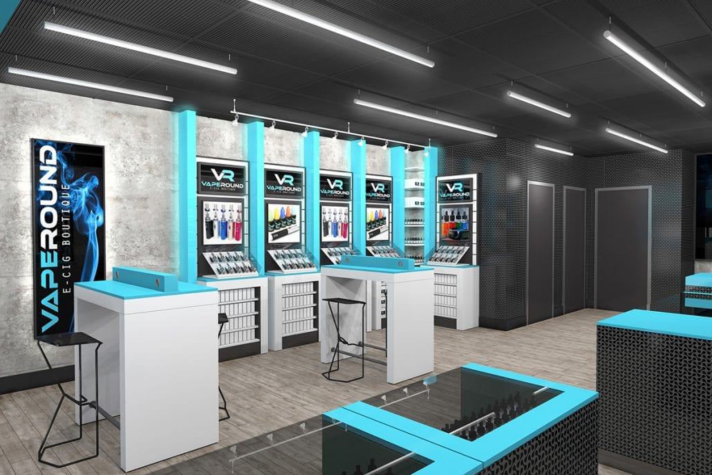 4 Great Vape Shop Layouts You Should Copy Right Now