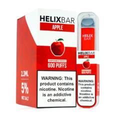 Helix Bar Authentic Disposable Vape Device