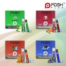 Poosh Plus Authentic disposable device